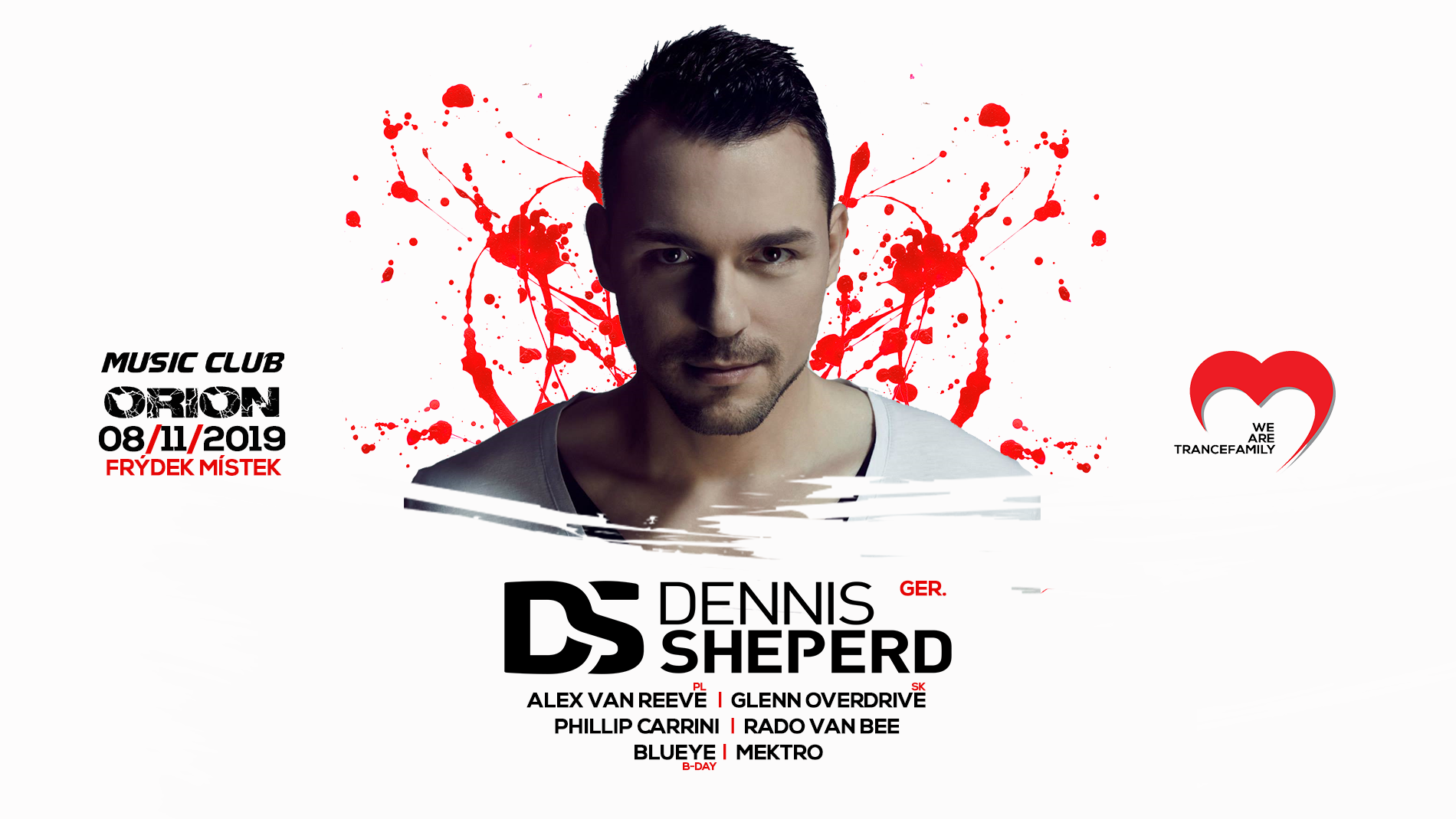 We Are Trancefamily w/ Dennis Sheperd
